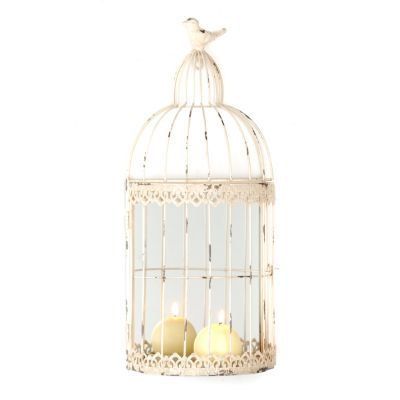 Give your home a delicate, vintage makeover with this Vintage Bird Cage Sconce! #kirklands #SweetSimplicity