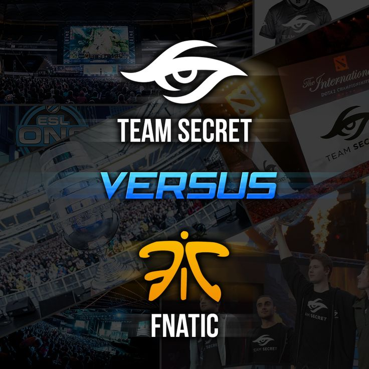 ESL New York kicks off in one hour from now. We're opening the show with a BO3 against Fnatic!