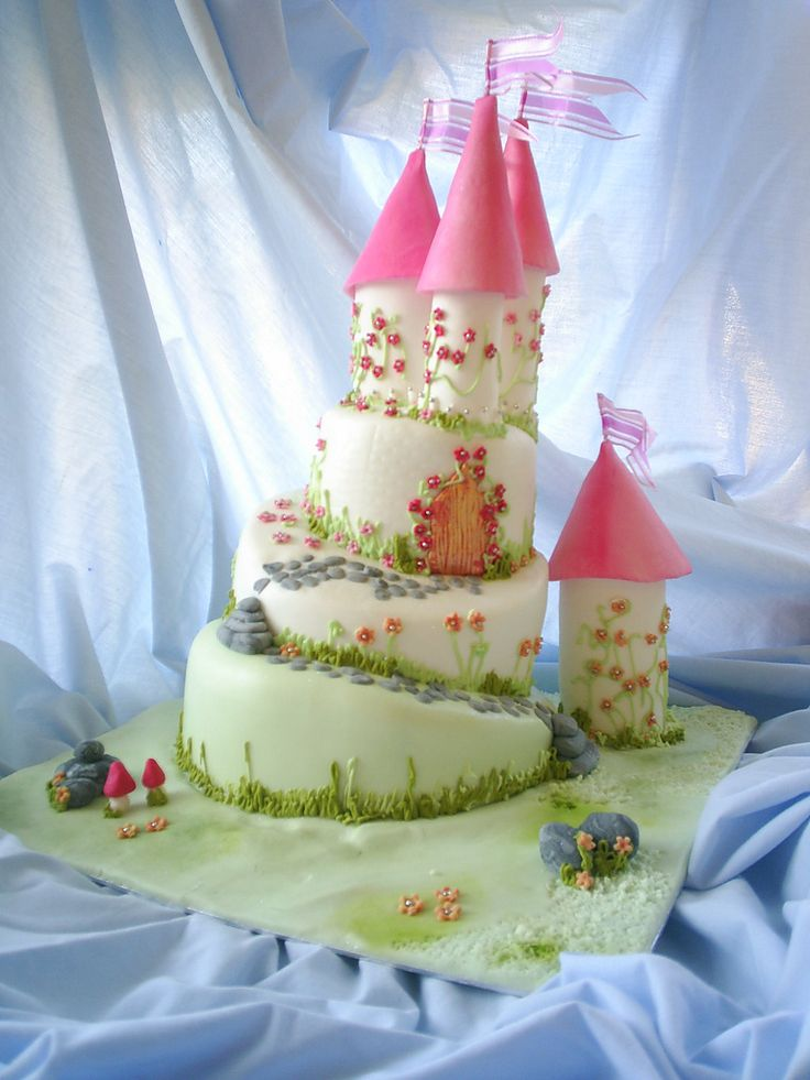 madisons fairy castle