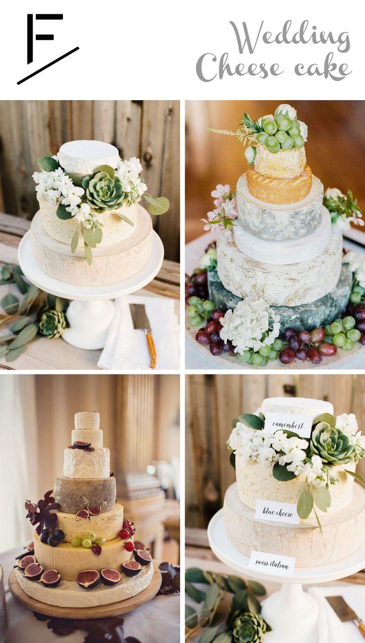 Wedding cheese cake pour votre mariage !