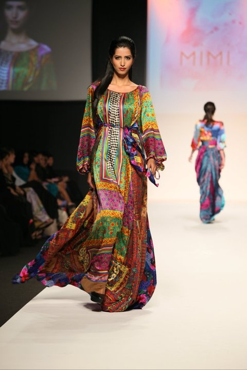 Lovely:) - Dubai fashion week