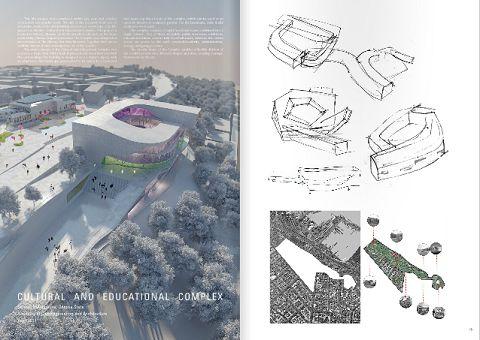 ArquiCombi: 10 ejemplos de portafolios de arquitectura