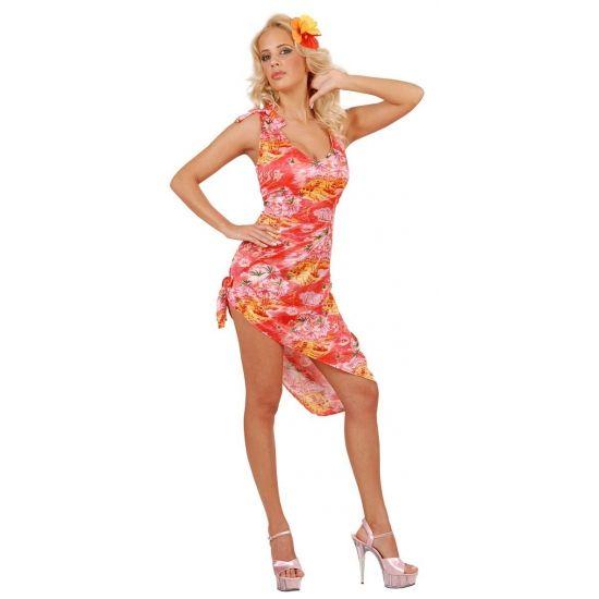 Tropisch zomerjurkje voor dames. Hawaii of tropisch feestje? Bij Fun en Feest vind je de leukste Hawaii feestartikelen, kostuums en accessoires. Toppers Crazy Summer kleding tip!