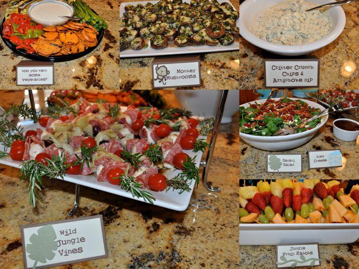 Jungle Theme Foods Google Search Jungle Theme