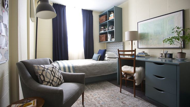 How To Decorate A Small Residence Dorm Room