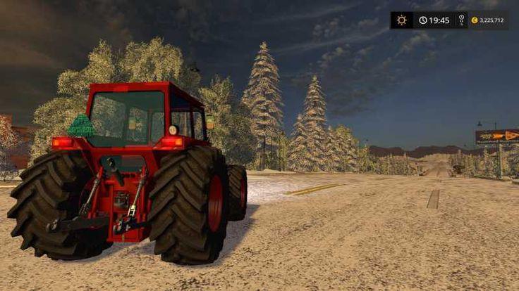 VOLVO BM 814 V1.0 - FS17, FS15, ATS, ETS2, CnC and Minecraft mods