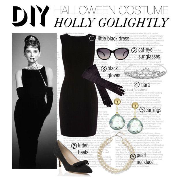 Image detail for -Icona di stile senza tempo, è Audrey Hepburn. Diventare lei per Halloween? E' possibile, seguire questo DIY per Halloween per un costume fai da te! Halloween si ...