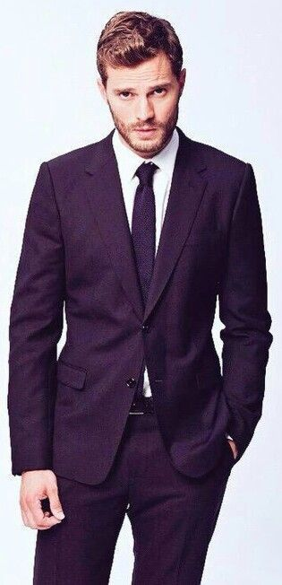 Jamie Dornan... I'm a sucker for a man in a suit
