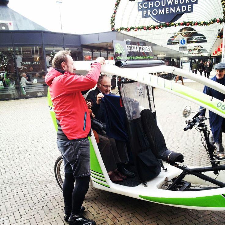 Driekoningen Stadswandeling Tilburg met fietstaxitilburg