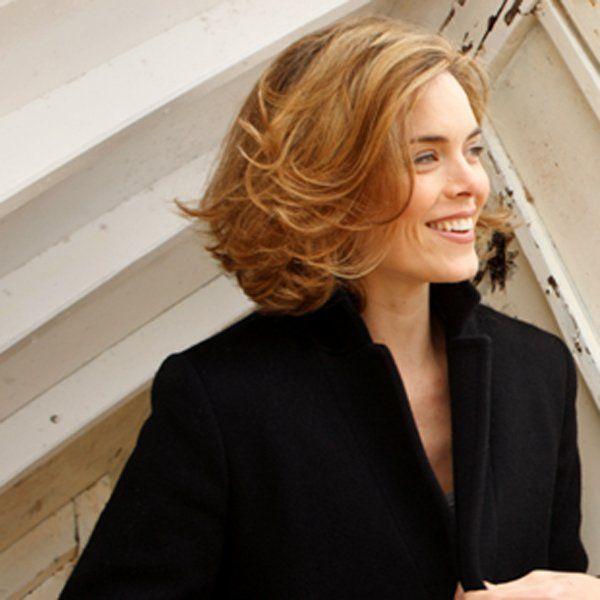 Les 12 meilleures images du tableau coiffure sur pinterest for Coupe de cheveux julie andrieu