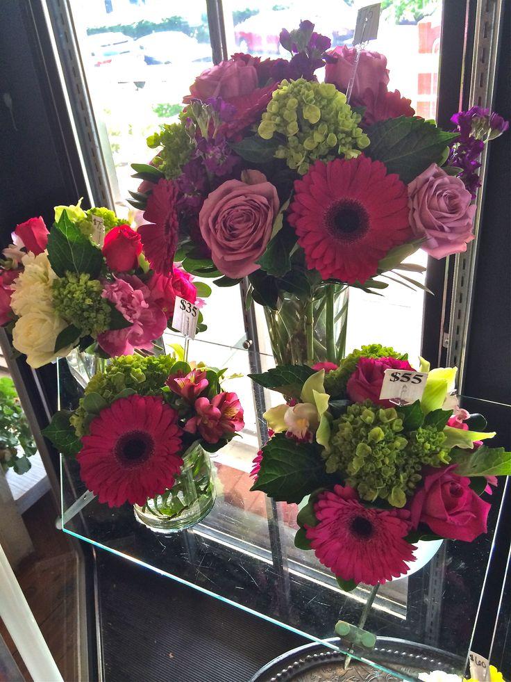 Flower arranging ideas!