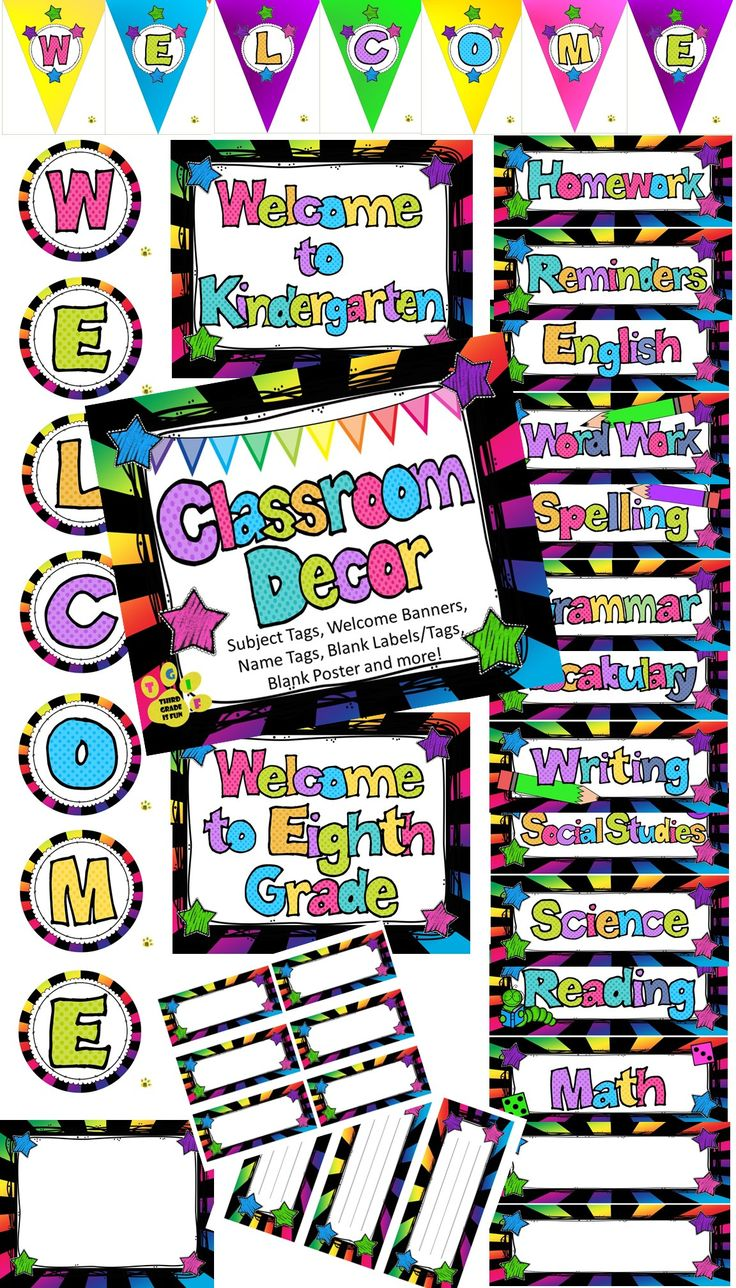 Classroom Decoration Welcome : Best ideas about welcome back party on pinterest