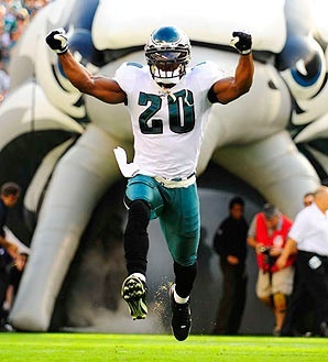 Brian Dawkins -Weapon X