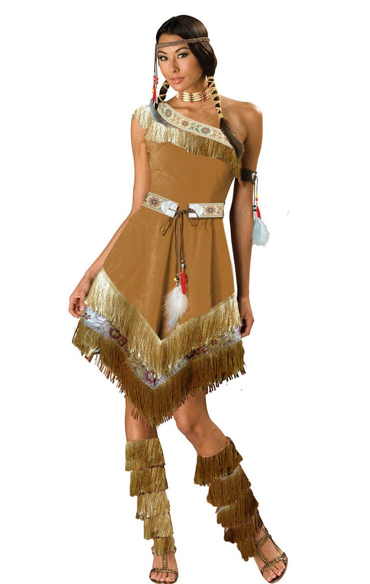 sexy pocahontas costume ideas the image. Black Bedroom Furniture Sets. Home Design Ideas