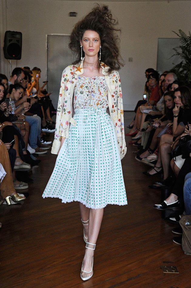 Isabela Capeto primavera-verão 2015/16 - Lilian Pacce