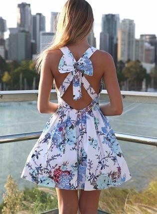 "Check out Emily Fischer's ""bow back dress"" Decalz @Lockerz.... this is really cute"