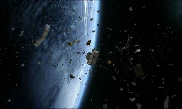 Les superstitieux ont raison, le vendredi 13 porte malheur, un OVNI s'écrasera sur Terre !