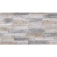Exteriérový betonový obklad imitace kamene NEPAL FROST Stegu
