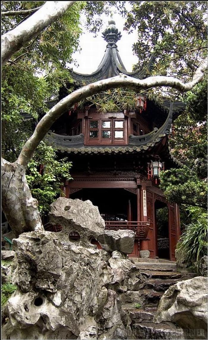 Oltre 25 fantastiche idee su architettura cinese su for Casa tradizionale cinese
