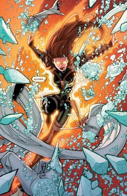 Hope Summers (Earth-TRN294) - Marvel Comics Database