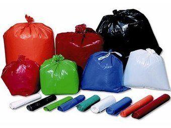 Consejos para reciclaje de bolsas plásticas -