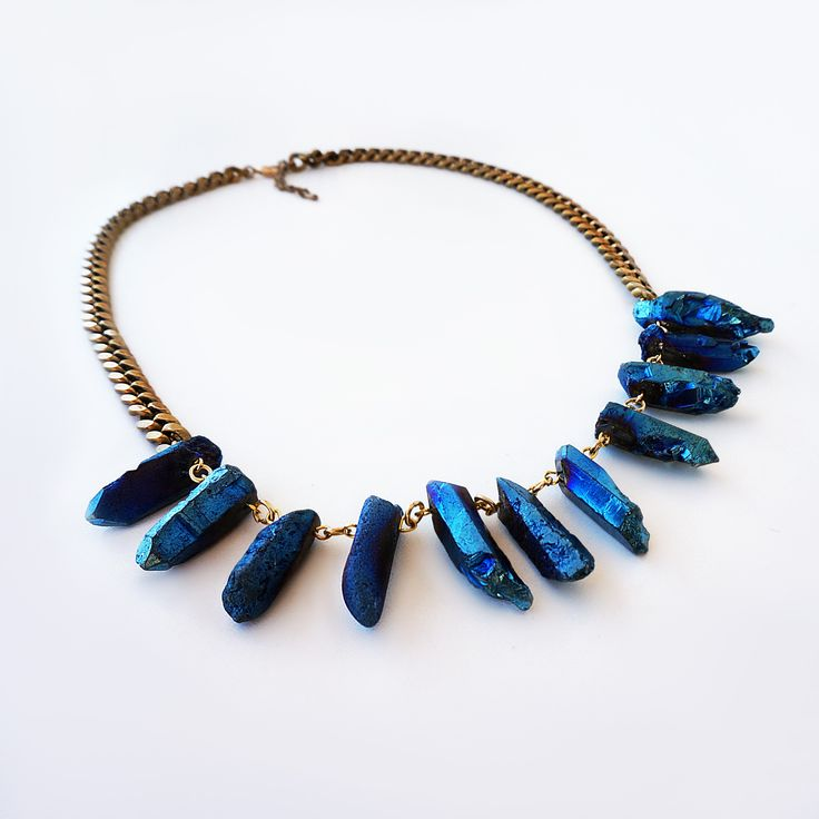 celestial necklace, flame aura titanium quartz crystal  https://www.facebook.com/jewelrylycidas