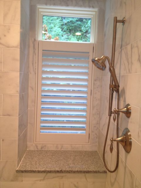 palm beach polysatin shutters by hunter douglas  window