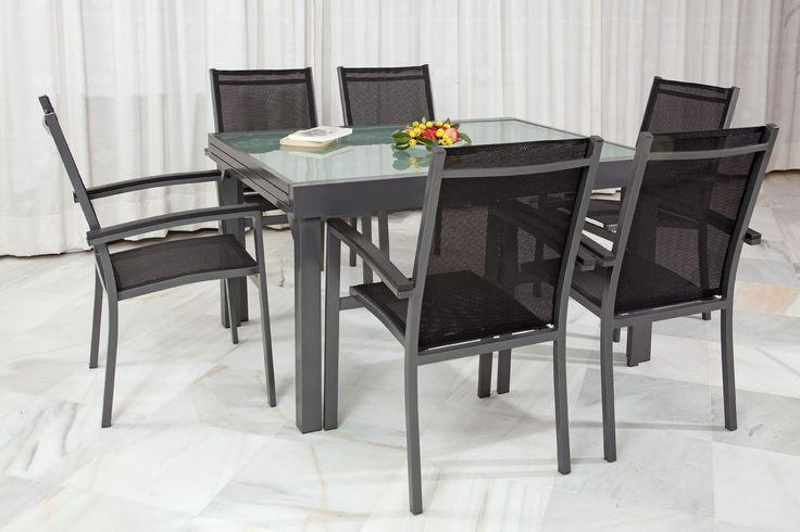 Conjunto Aluminio Barcelona  Modelo KFS 227 Condición Nuevo  CONJUNTO ALUMINIO