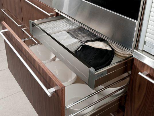 Die besten 25+ Moderne küchen schubladen organisatoren Ideen auf - schubladen für küchenschränke