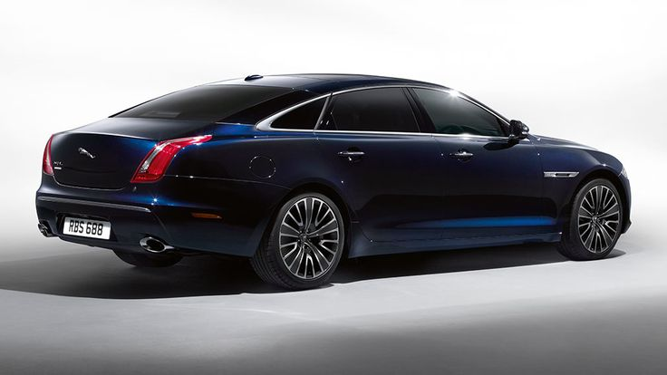 The new Jaguar XJ Ultimate