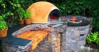 28 Outdoor Wood-fired Ovens Help to Jazz Up Your Backyard Time