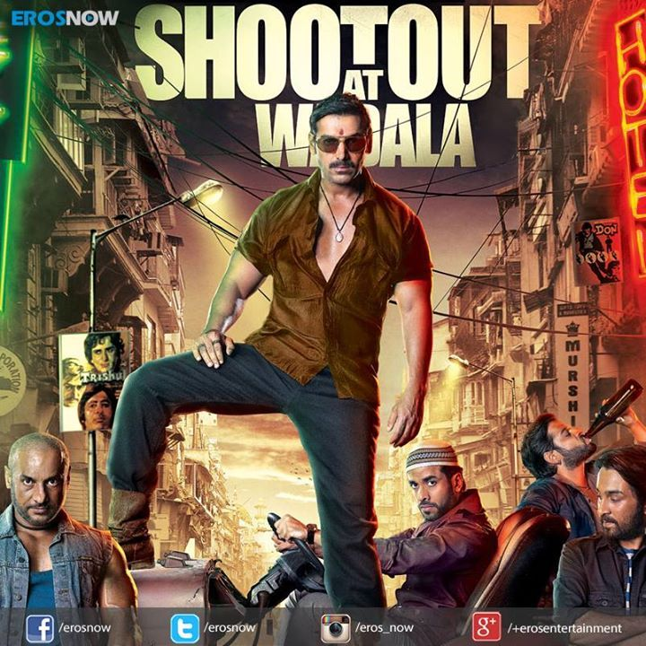 Watch how the real-life story of Manya Surve's encounter in Mumbai in 1982 is brought to life by #JohnAbraham in the riveting #ShootoutAtWadala on Eros Now ➔ http://erosnow.com/#!/movie/watch/1005100/shootout-at-wadala