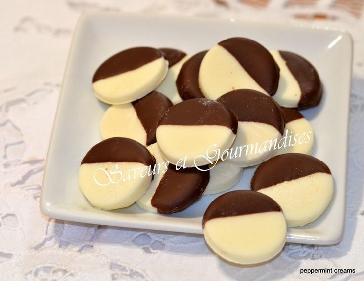 Peppermint Creams de Lorraine Pascale.