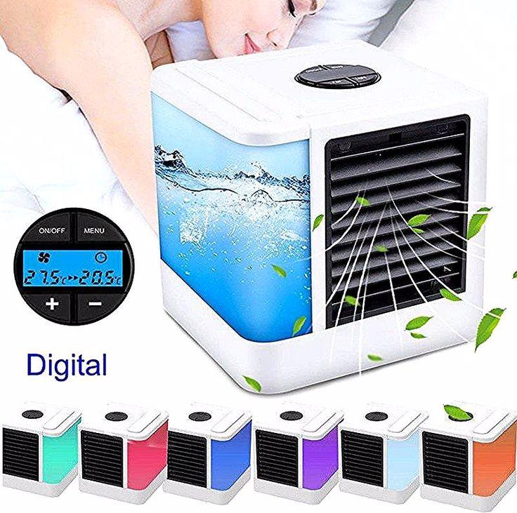 Refrigerador de aire portátil USB Mini aparatos de aire