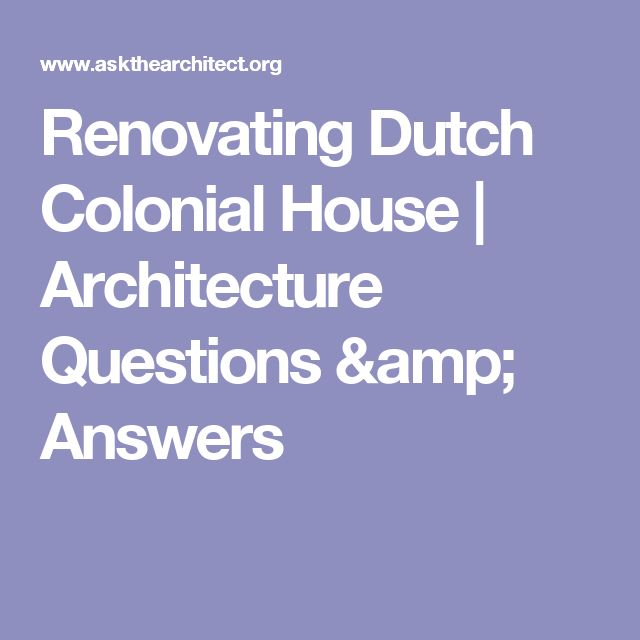 8 best Attic conversion of Dutch Colonial images on Pinterest - best of blueprint capital advisors aum