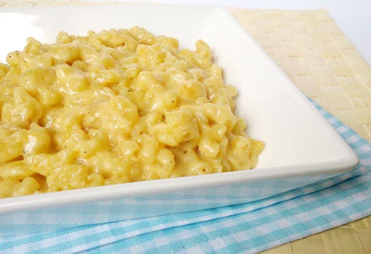 Citromhab: Mac & cheese - Sajtszószos makaróni