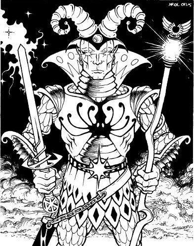 Erol Otus - Elf King