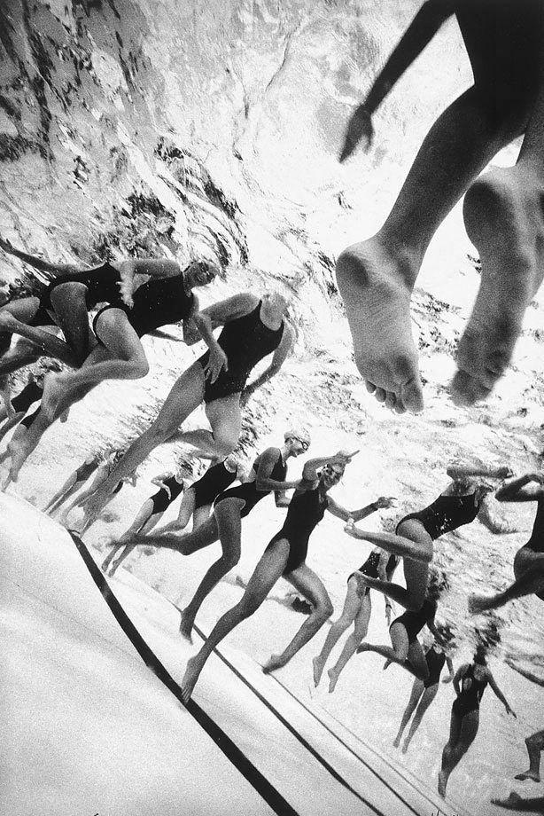 underwater dancing by craig holmes