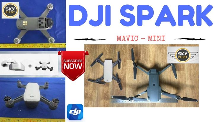 2017 DJI Spark/Mavic Mini - What to expect. LATEST NEWS