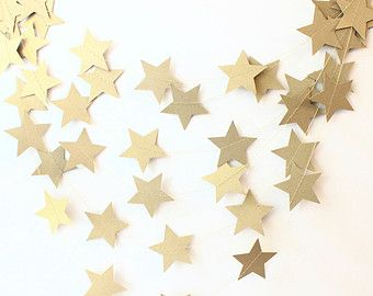 Twinkle Twinkle Little Star Garland Outer by MailboxHappiness