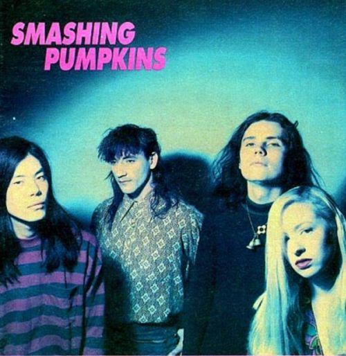 smashing pumpkins// all blue and hot fuchsia