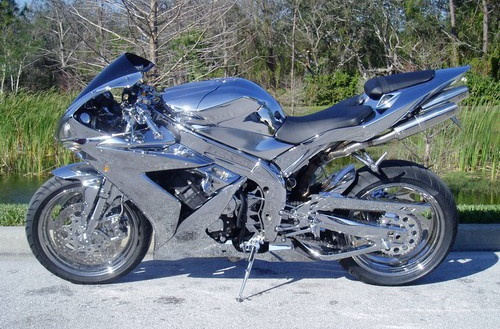 Best Motorcycle Paint Jobs