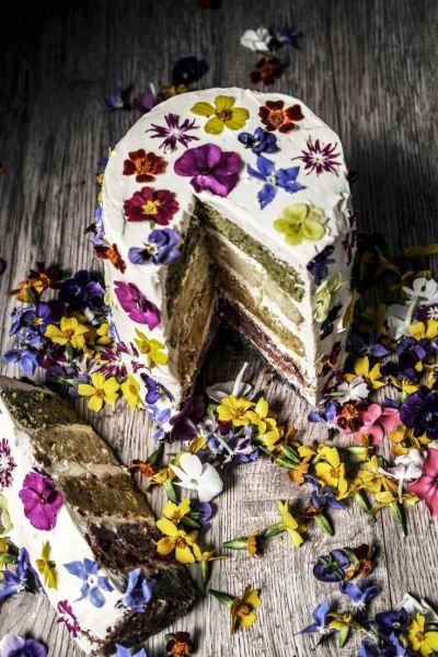 7 katlı pasta