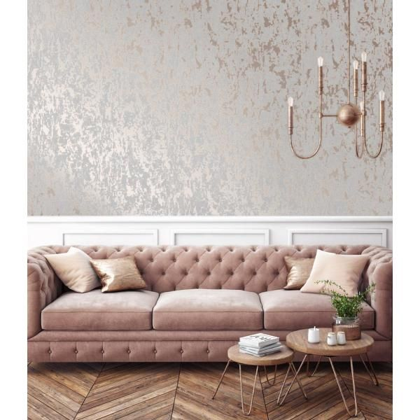 Super Fresco Milan Texture Vinyl Peelable Roll Covers 56 Sq Ft 106401 The Home Depot In 2021 Gold Textured Wallpaper Gold Living Room Wallpaper Living Room