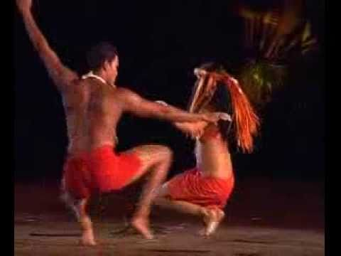Tahitian Traditional Dance