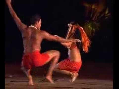 Tahitian Traditional Dance