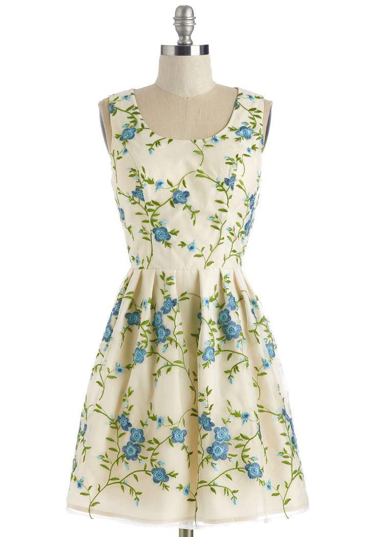 The Theory of Elegance Dress. The formula for stunning style is quite simple - all thats required is this ivory dress from Chi Chi London! #multi #prom #modcloth