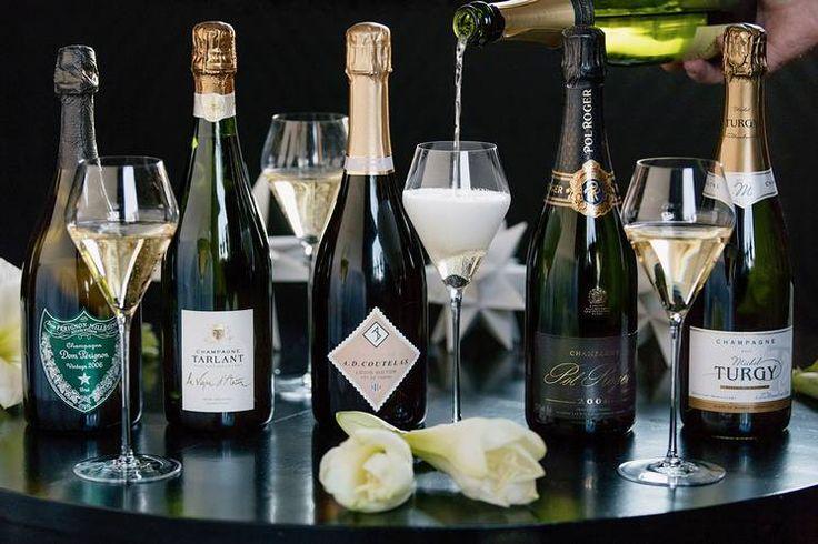 Årets store champagnetest finner du på Smak.no