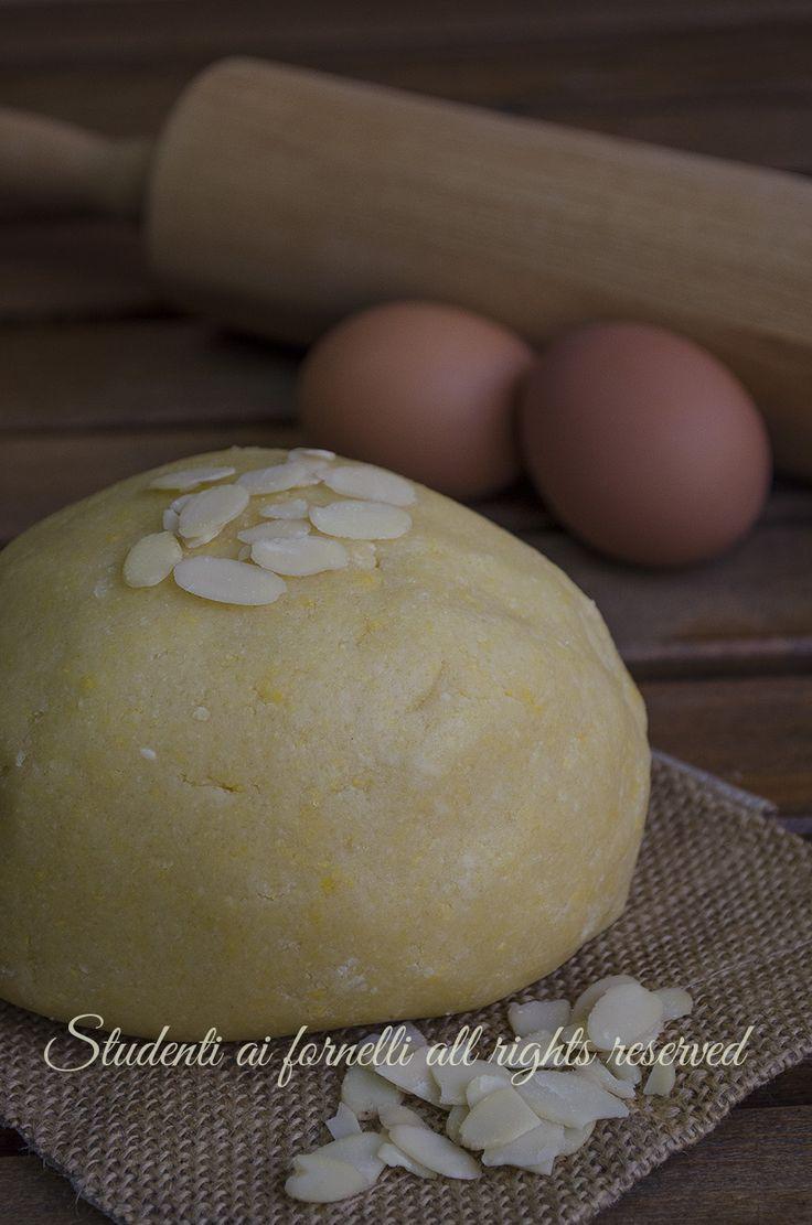 ricetta pasta frolla alle mandorle per biscotti e crostate ricetta facile veloce dolce