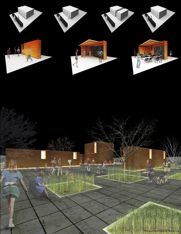 Park Library - Compact   Alan Rodríguez Carrillo, Bruno Rodríguez, Luis Gerardo Campos, Carlos González   Archinect